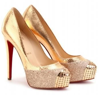 Steal the show! by Christian Louboutin!