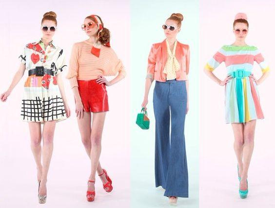 Alice + Olivia: pantalones oxford para la primavera 2012 | Indica Boutique