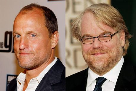 Woody Harrelson on working with Philip Seymour Hoffman in Catching Fire: Seymour Hoffman, Happy Birthday, Catching Fire, Philip Seymour, Woody Harrelson, Birthday Philip
