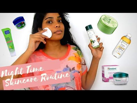 My Night Time Skin Care Routine Youtube Skin Care Night Time Skin Care Routine Night Skin Care Routine