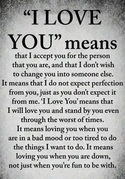 Love You To Eternity Love Yourself Quotes I Love You Quotes I Love You Means