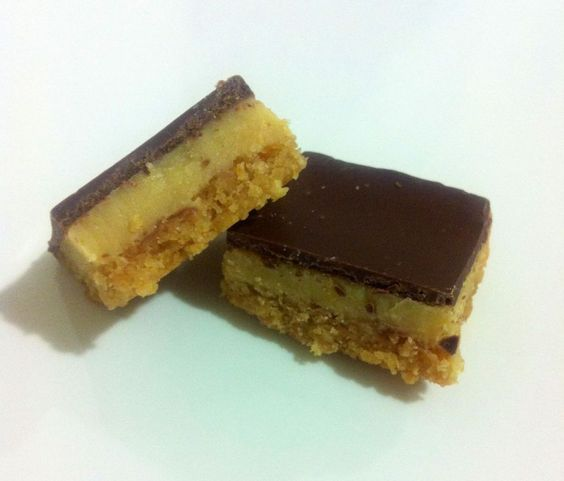 The Best Chocolate Caramel Slice EVER! (Thermomix Method Included) « Mother Hubbard's Cupboard