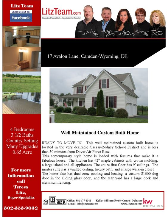 OPEN HOUSE Come see this home today from 1-3 p.m.