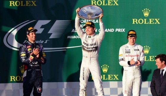 Grand Prix d'Australie, Melbourne 2014 - Auto Lifestyle