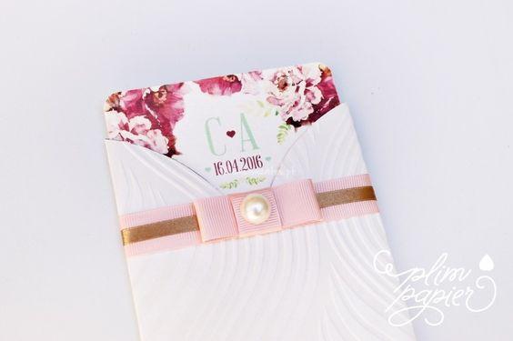 Convite branco de Plim Papier | Foto 17