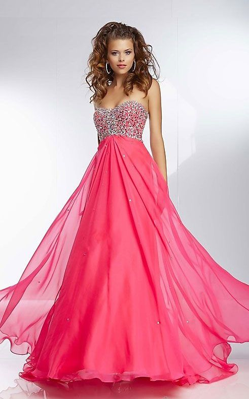 women wear pink Long party dress  Ideas para despedida de soltera ...