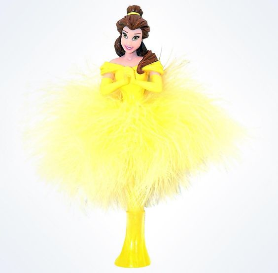 disney parks beauty and the beast belle figural novelty pen new with tags