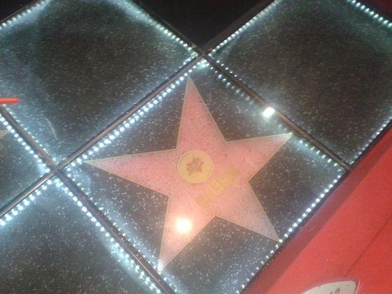 Informando 2014 - Tema Hollywood - Chão do Stand - Acontece Cerimonial.