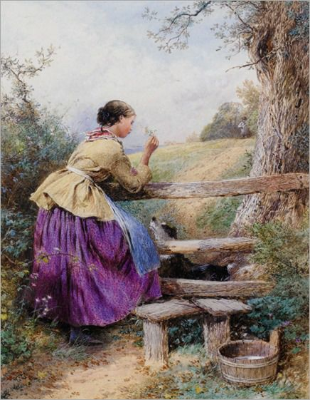 Foster_Myles_Birket_Waiting_for_Father