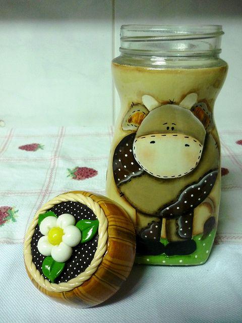 Adesivo De Geladeira Rio De Janeiro ~ Vidro de azeitona potes biscuit Pinterest Fotos
