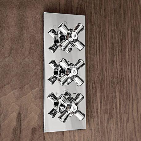 Collezione di rubinetteria Antica - Signorini Rubinetterie -Miscelatore termostatico - # ...