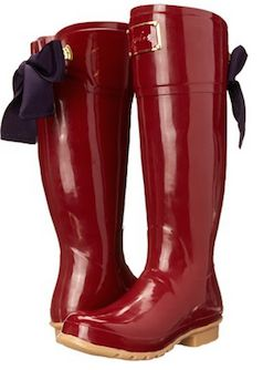 Red rain boots, Style guides and How to style on Pinterest