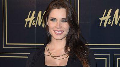"""cotibluemos: Pilar Rubio: """"He engordado 11 kilos en el embarazo..."""