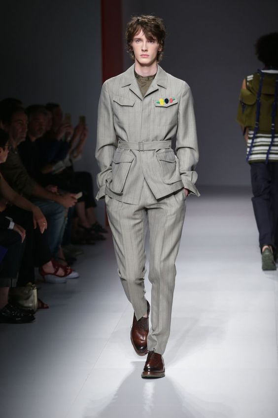 Milan Men Fashion Week 2016: Ferragamo