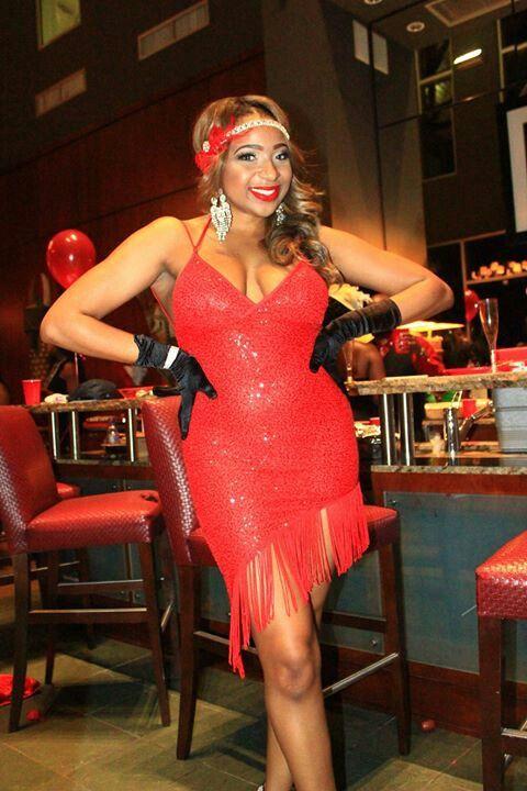 Harlem Nights Themed Birthday Party. Flirty Thirties