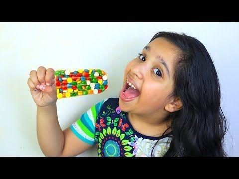شفا اشترت حلويات Youtube Fruit Crafts Pure Products Birthday Wishes
