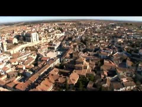 Chinchón desde el Aire, Turismo en Chinchón - YouTube