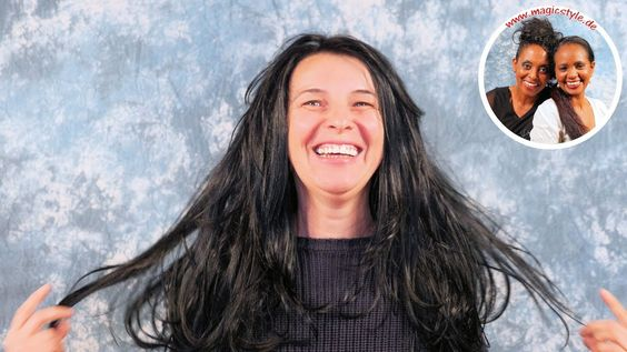 Lea Invisible Open Braids Mit Thermofiberhaar In Struktur Body Wave Anleitung Zum Flechten Braids Frisuren Haare