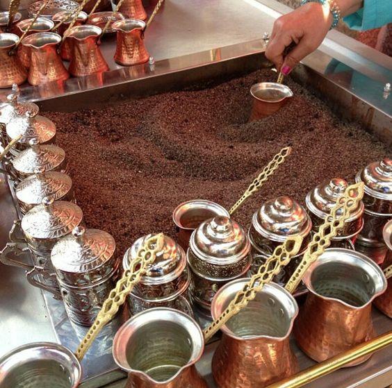 Arabic Coffee Fortune Telling