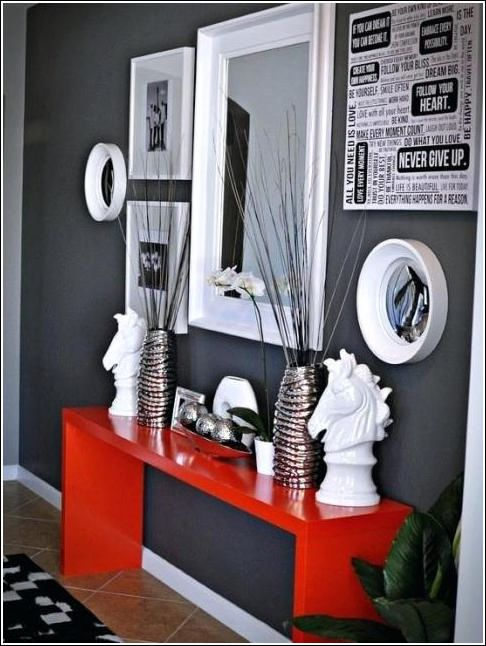 Red And Grey Living Room Decor 1 Red Living Room Decor Living