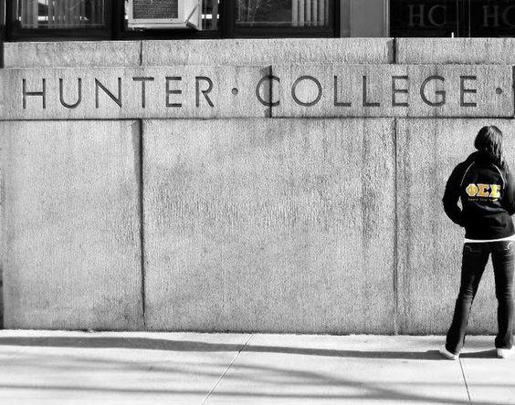 hunter college. 1913.