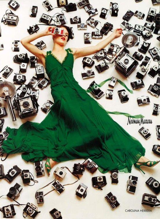 Art of Fashion, Spring 2005. Photographed by Tim Walker. #NMArtofFashion