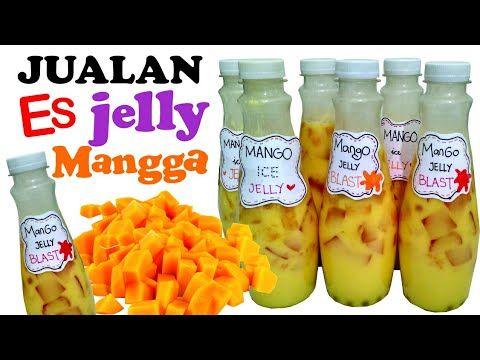 Resep Es Mangga Jelly Kekinian Laris Manis Jualan Minuman Di Bulan Puasa Pas Untuk Buka Youtube Resep Minuman Resep Minuman