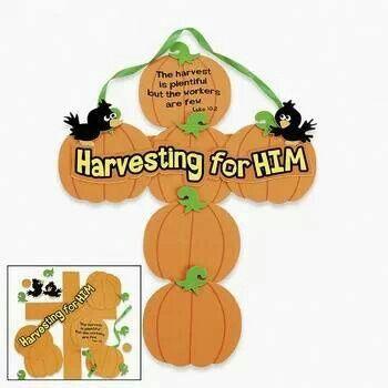 Christian Alternative Halloween Crafts