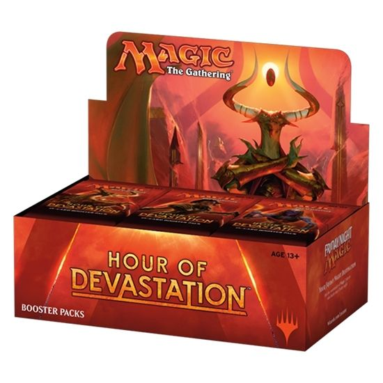 Magic The Gathering Hour Of Devastation Mtg Booster Box The