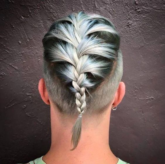 Man Braid: