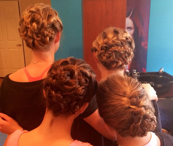 Braids for all