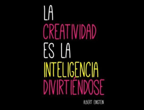 La creatividad es inteligencia 9225caf797328e846e4fe73443088662