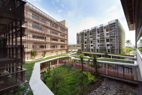 Chayi Industrial Innovation Center / Bio-architecture formosana