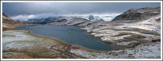Lac Gentau-Parc National des Pyréneés