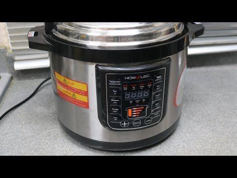 تجريبتي بالقدر الضغط الكهربائي ست طبخات Youtube Kitchen Appliances Cooking Cooking Recipes