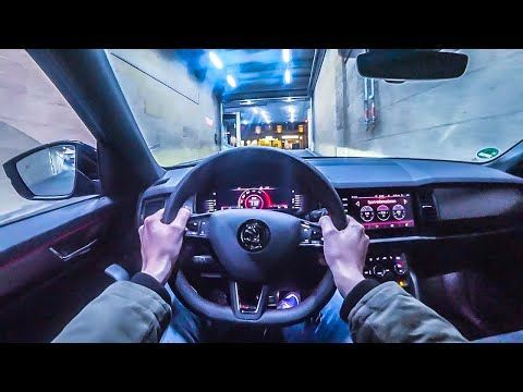 2019 Skoda Kodiaq Rs 240ps Night Pov Drive Onboard 60fps 2019 Skoda Kodiaq Rs 240ps Night Pov Drive Onboard 60fps Youtube Best Picture For Car Hack In 2020