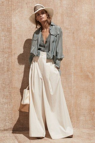 Brunello Cucinelli Primavera Verano 2020 Pret-A-Porter - Pasarelas | Vogue México y Latinoamérica