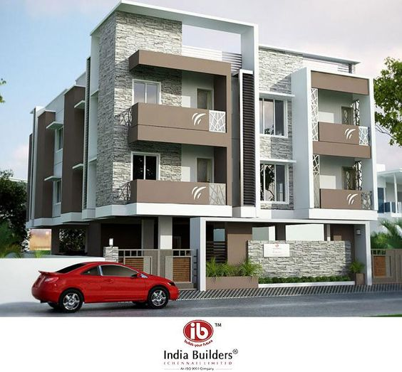 Indian residential building designs indian builders sudharsan
