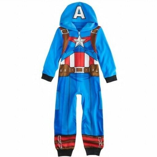 The Avengers Action Image Boys Pajamas