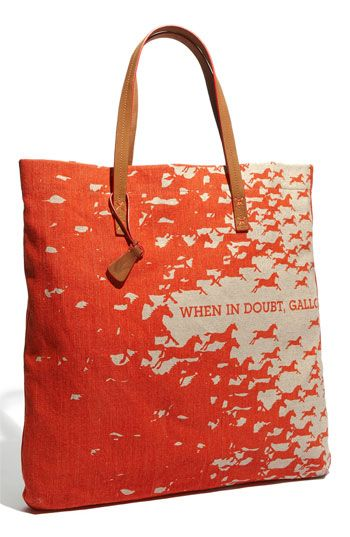 Loquita 'Gallop' Oversized Tote available at Nordstrom
