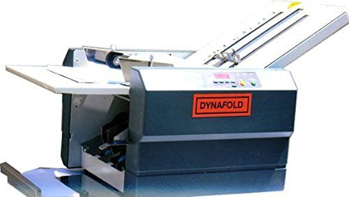 Review Dynafold De 42fc Center Feed Paper Folding 15000 Pcs Hr Folding Speed Unique Feed System Allows Heavy Glo Folding Machine Paper Folding Paper Folder