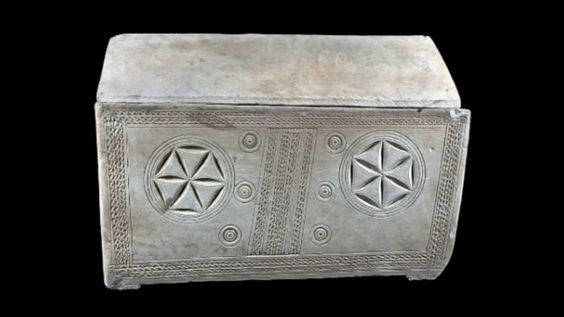 So yes, this 2,000-year-old box belonged to Jesus's brother, James. If it's legit — and some experts still think it's not — it's an extremel...