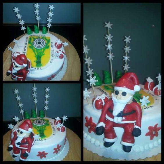 Vereins Weihnachtstorte