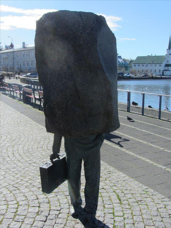 Reykjavik 'werkende man'