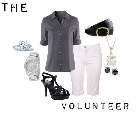 """""""The Volunteer"""" by fashionista-222-jlm on Polyvore"""