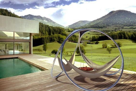 Le amache, un tempo elemento utilizzato per i momenti di relax in campeggio…