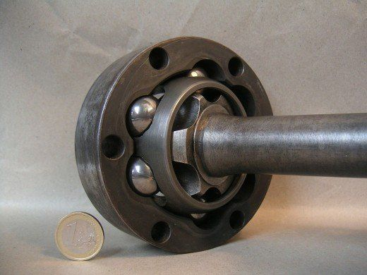 A Cv Joint Lets An Axle Bend While It Is Spinning Car Fix Repair Auto Repair