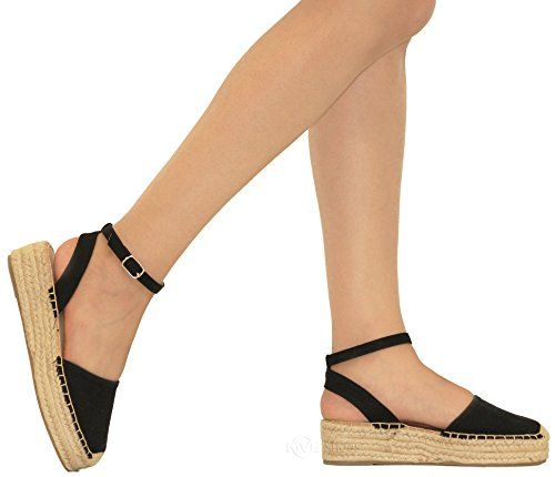 Open Ankle Closed Toe Sandals