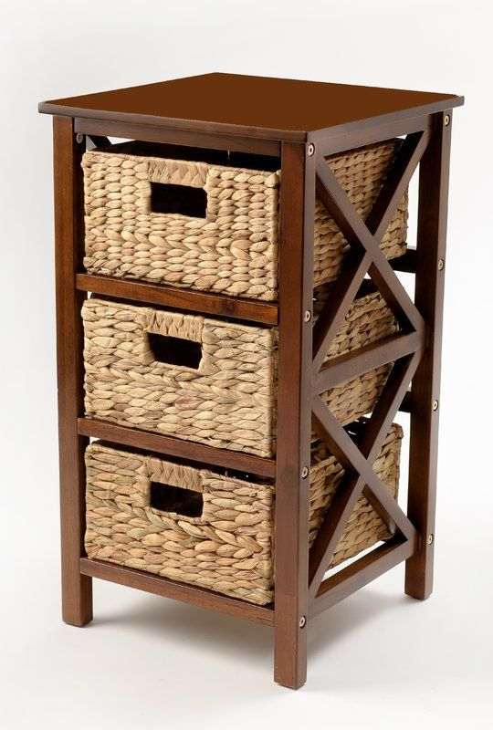 Altenpohl End Table With Storage End Tables End Tables With Storage Table Storage