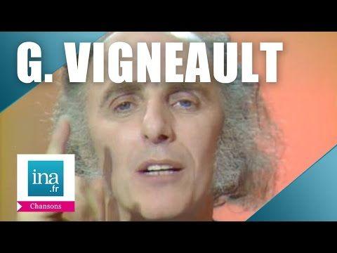 "Gilles Vigneault ""I went to the market"" (live officiel) | Archive INA - YouTube"